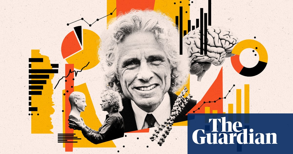 Pinker's progress: the celebrity scientist at the centre of the culture wars