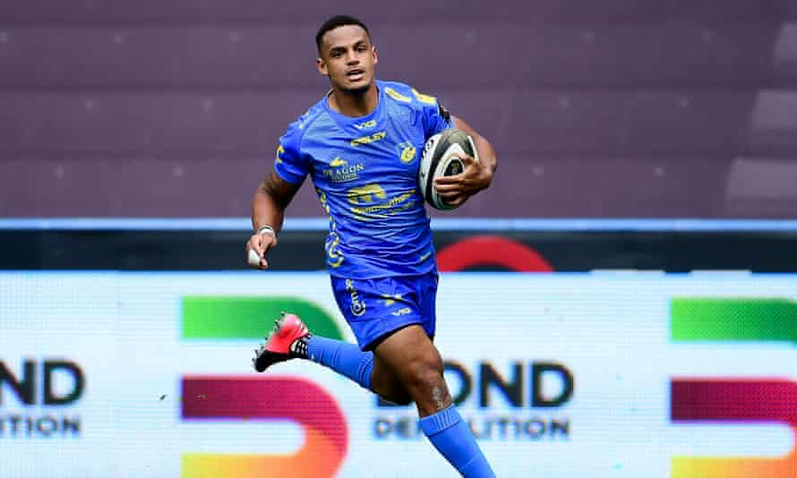 Ashton Hewitt has been subjected to chilling social media abuse after speaking up in support of black lives.