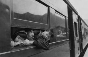 El viaje/The Trip 1959 by Shōmei Tōmatsu