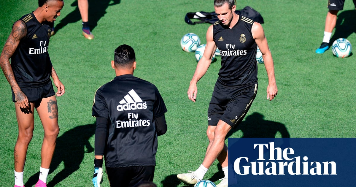 Zinedine Zidane ready to rely on 'important' Gareth Bale for Real Madrid