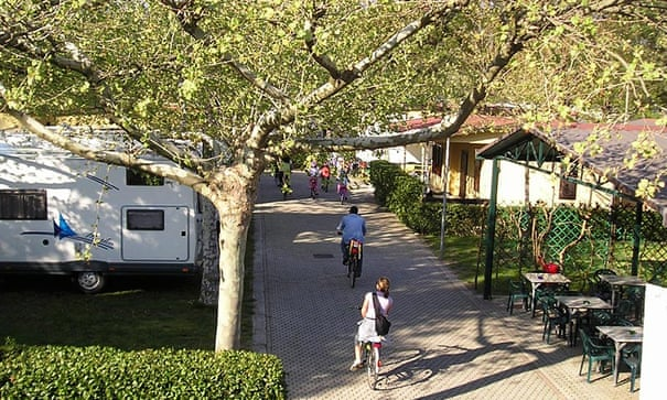 Family campsites in Europe: readers' tips   Travel   The