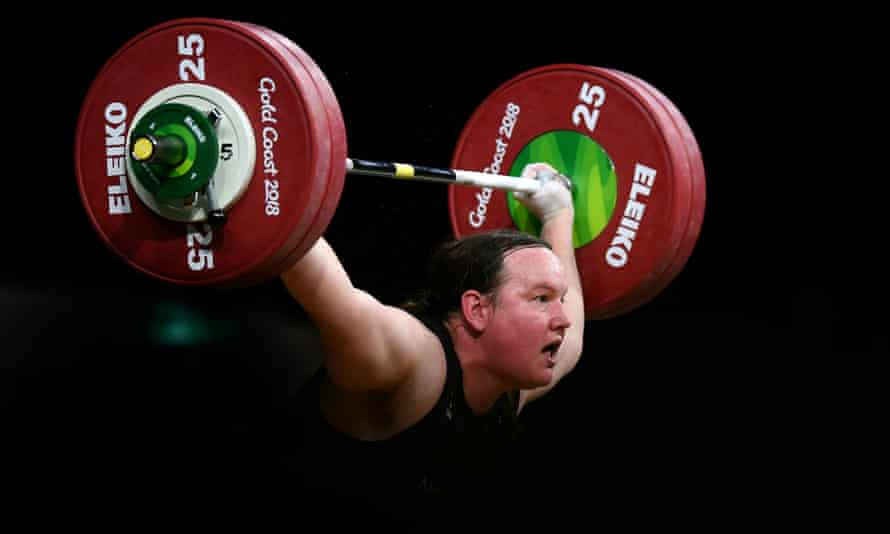 Laurel Hubbard won silver at the 2017 world championships and is No 16 in the world rankings.