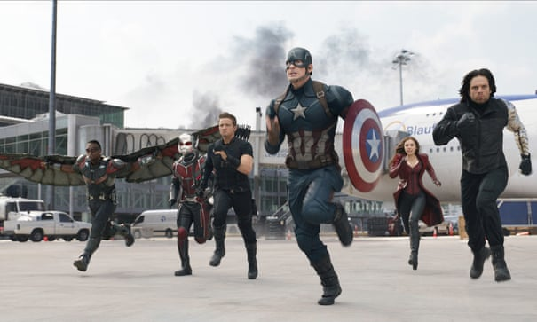 Captain America: Civil War shows why superheroes shouldn't