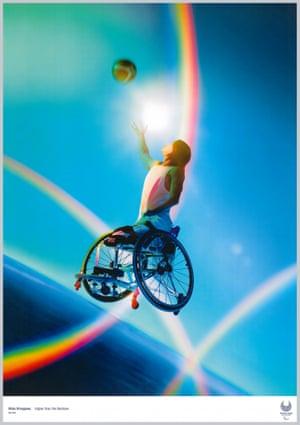 Higher than the Rainbow by photographer and film director Mika Ninagawa