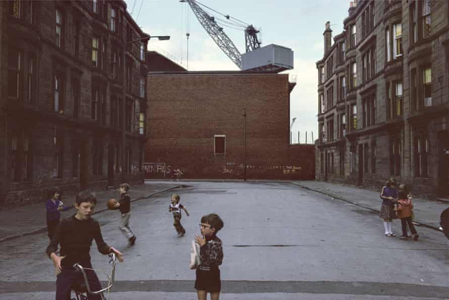 From the book Glasgow by Raymond Depardon.