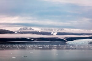 While there's evidence of occasional trawling north of Svalbard as early as the 1970s, it's becoming increasingly common as warmer winters mean less ice and more fish.