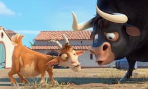 Unassumingly entertaining … Ferdinand.