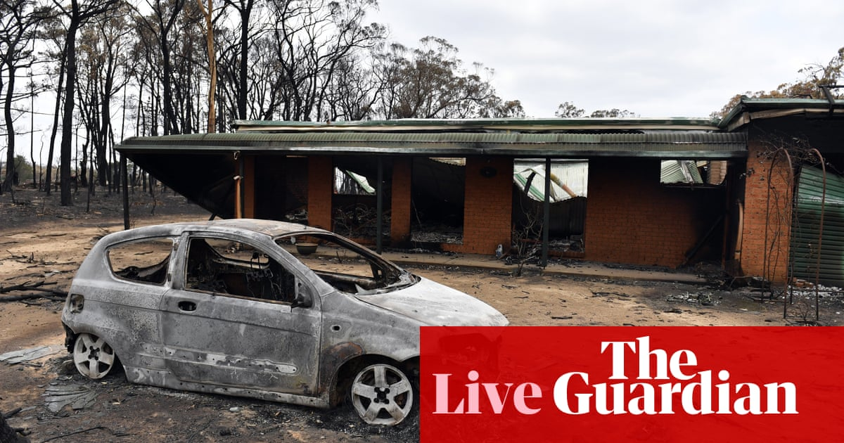 5568 - NSW and SA fires live: five million hectares burned in Australia's bushfires – latest updates | Australia news