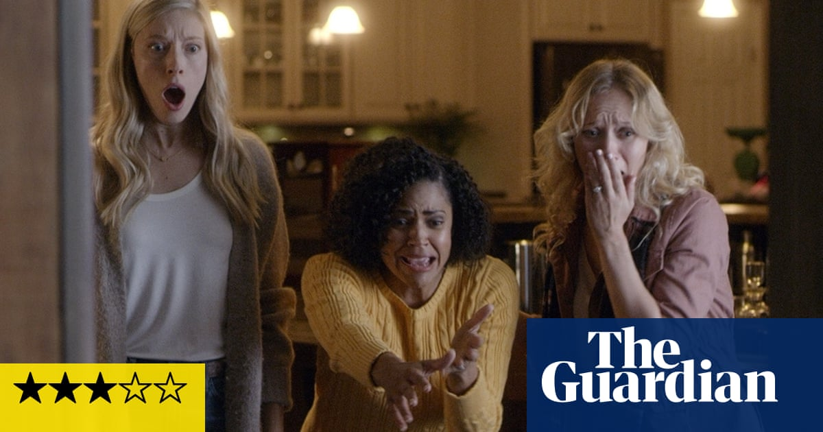 Killer Kate! review – squabbling sisters unite in a bloody gorefest