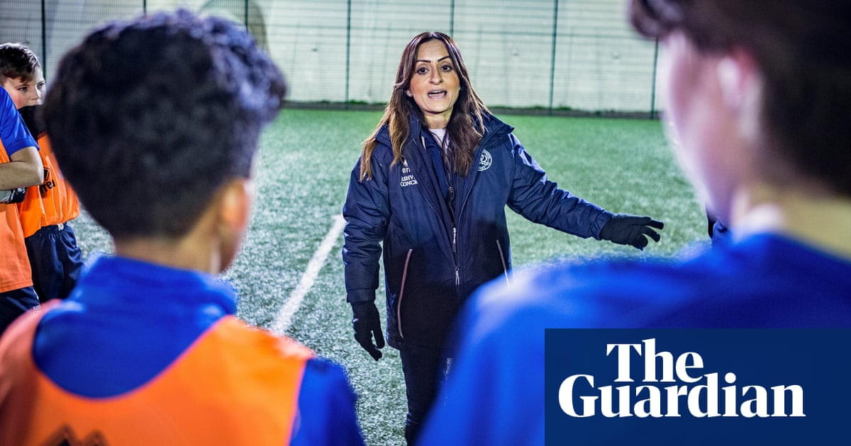 QPRs Manisha Tailor: I am here to work in football and offer change | Donald McRae