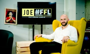 Joe Media UK chief executive Will Hayward: 'The assumptions that other titles make about young men are flawed.'