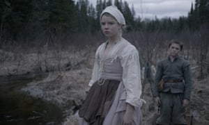 Robert Eggers's first feature film The Witch was recognized in two categories