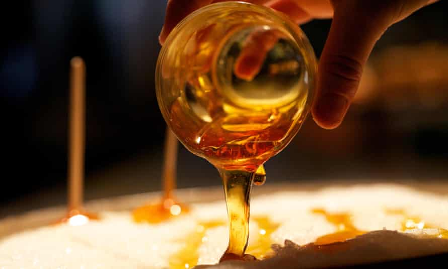 In 2016, Quebec imported $20m worth of maple syrup, almost all from the US.