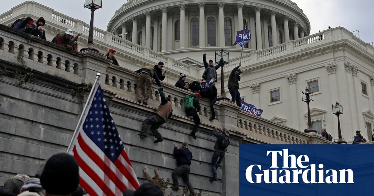 Six US Capitol police officers could face discipline for 6 January actions