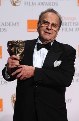 In 2008, Harwood won a Bafta award for best adapted screenplay for The Diving Bell and the Butterfly, based on Jean-Dominique Bauby's memoir about living with locked-in syndrome.