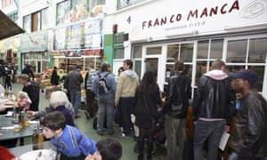 Franco Manca was founded by Giuseppe Mascoli in 2008.