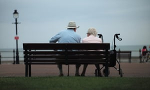 There are 1.3 million care workers, but two million will be needed by 2035 to cope with the rising number of elderly people.