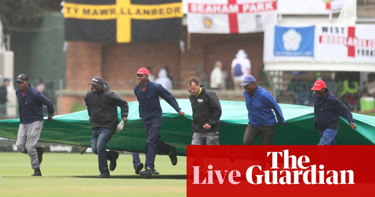 3500 - South Africa v England: third Test, day four – live! | Sport