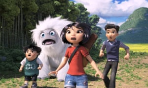 An image from Abominable