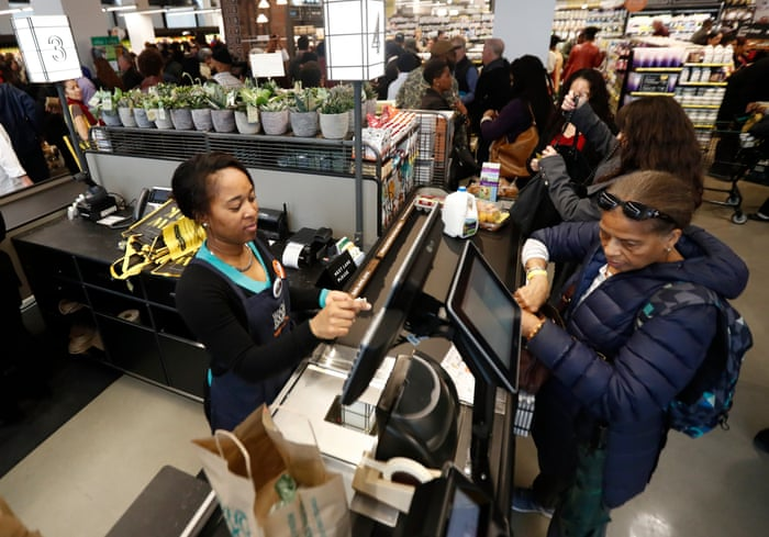 End of the checkout line: the looming crisis for American