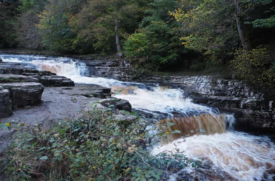 Stainforth Force in the Yorkshire Dales