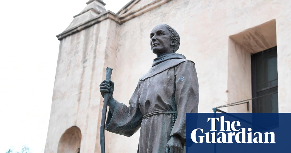 Archbishops urge California governor to save controversial statue of 18th-century priest