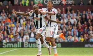 Aston Villa v West Bromwich Albion-Premier League