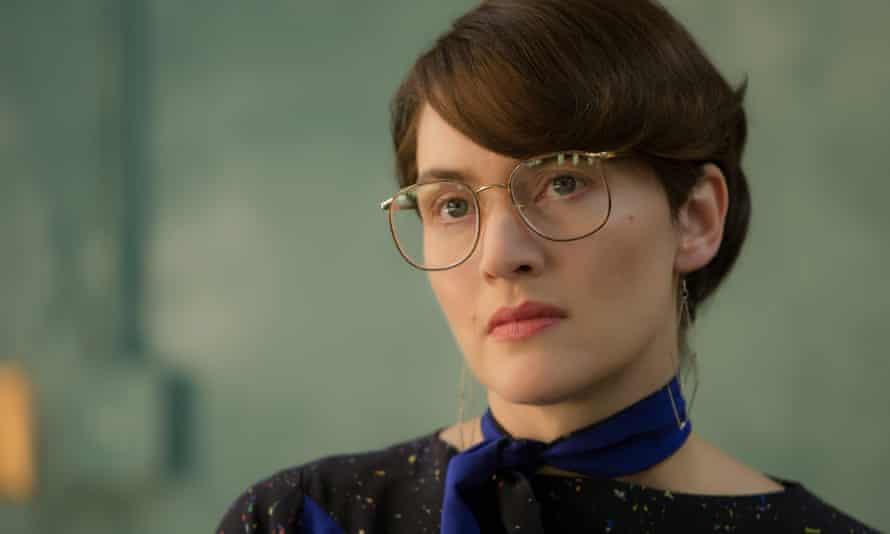 Kate Winslet as Joanna Hoffman.