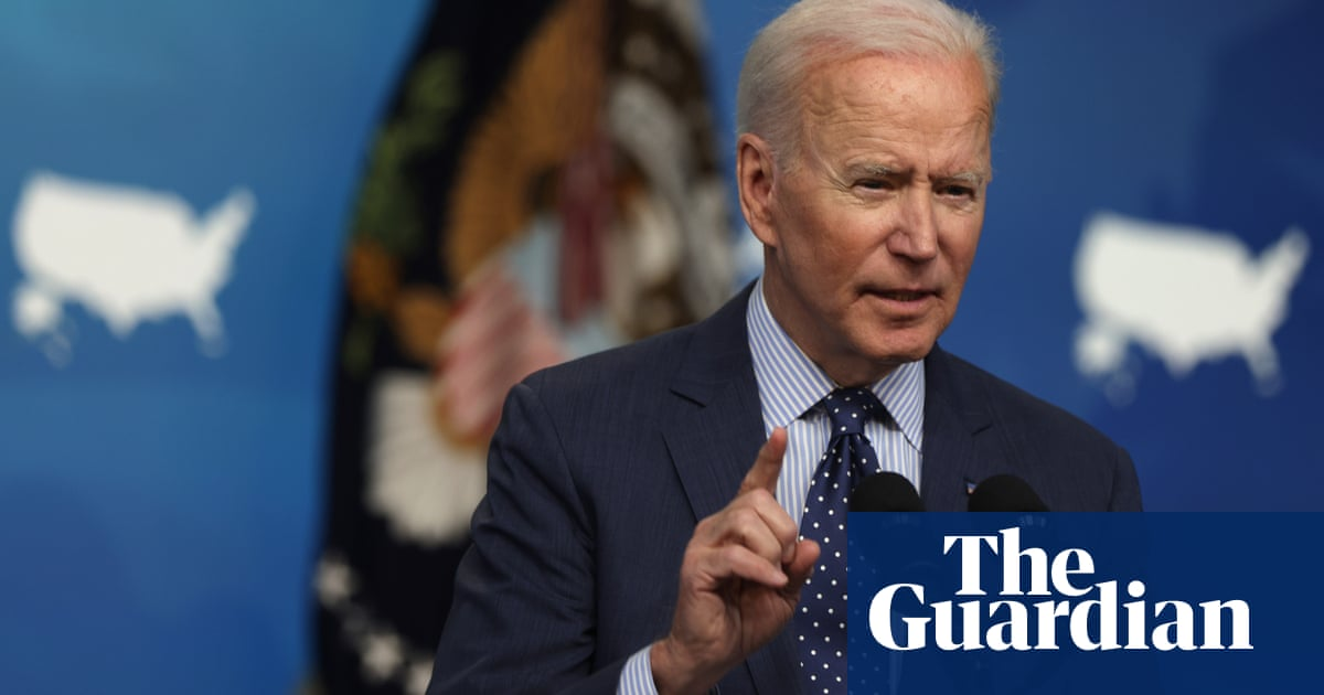 'A summer of freedom': Joe Biden sets new vaccine target – video 1