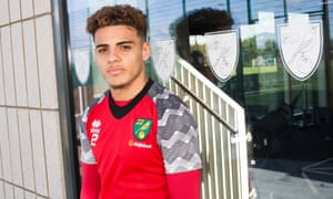 Max Aarons: 'You need full-backs to deliver goals and assists and be defensively solid. The role now is tougher than ever but it has more rewards.'