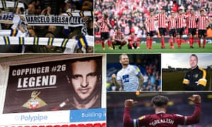 Twelve teams will compete for the three final promotion places across the Championship, League One and League Two.