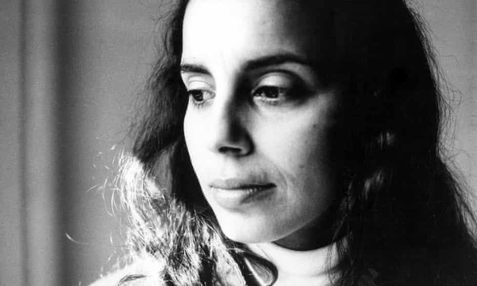 A portrait of Ana Mendieta.