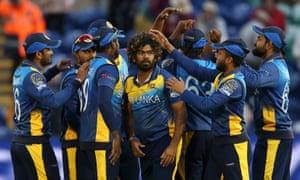 Sri Lanka Earn First Cricket World Cup Win As Afghanistan