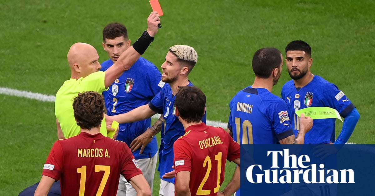 Nations League drama and Newcastle takeover looms – Football Weekly Extra