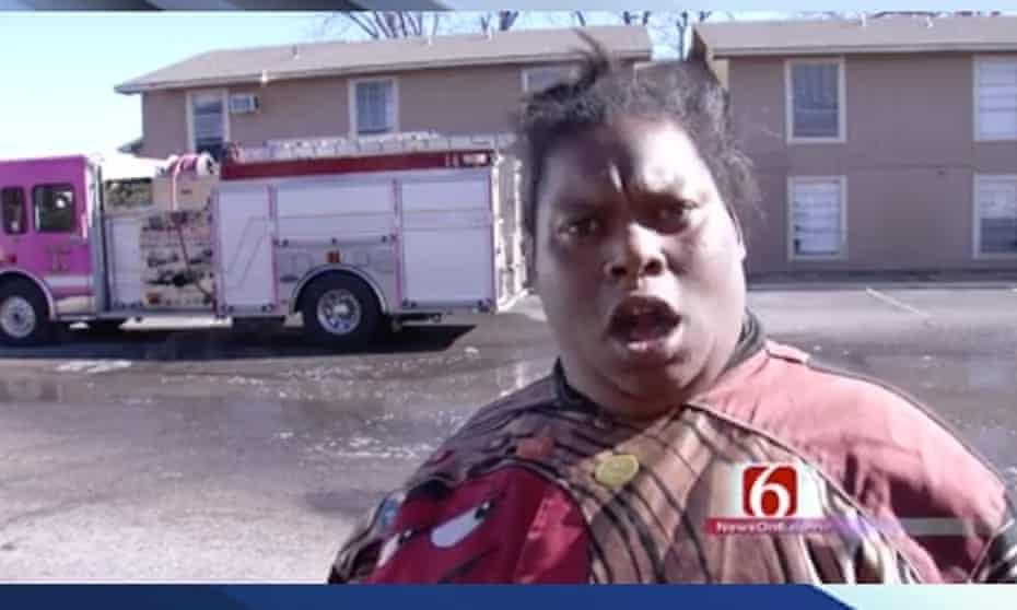 Michelle Dobyne Oklahoma Antoine Dodson Bed Intruder