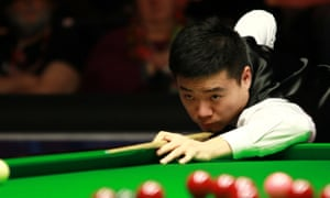 Ding Junhui could pick up an extra £2,000 if nobody else matches his maximum break at the Welsh Open.