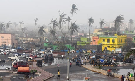 Weatherwatch: cyclones strike in unexpected places