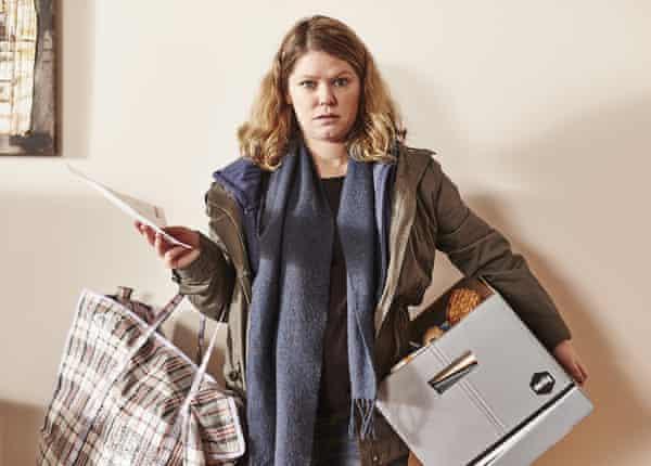 Kate McLennon as Anna in Bleak