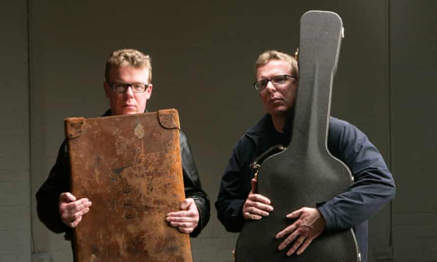 Take at look... Craig and Charlie Reid of the Proclaimers