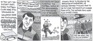 Graham TaylorA cartoon tribute to Graham Taylor, who passed away in 2017. His achievements at club level earned him legendary status at Lincoln, Watford and Aston Villa, but above all else, he is remembered for being a good man.Published: 17 January 2017