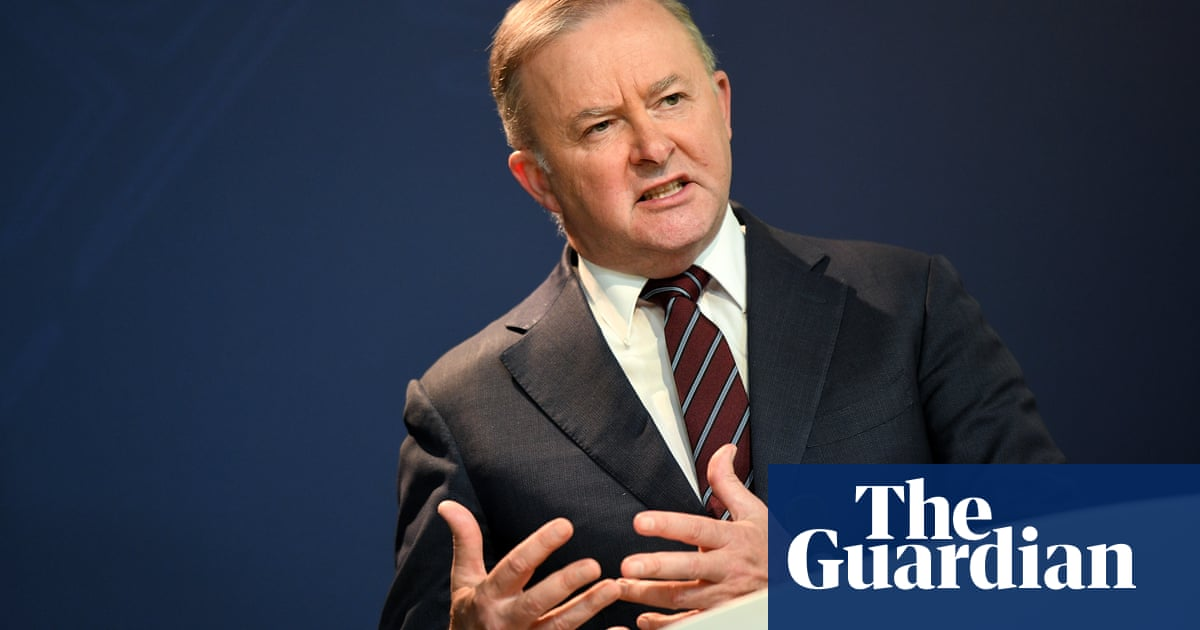 Albanese says Coalition should use budget to invest in social housing, skills and manufacturing - the guardian
