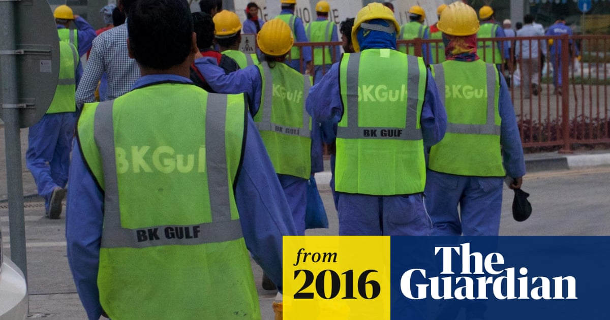 BK Gulf dragged its heels over Qatar labour abuses, claim