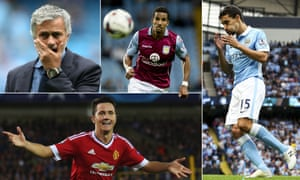 Jose Mourinho, Scott Sinclair, Jesús Navas and Ander Herrera all face big weekends in the Premier League.