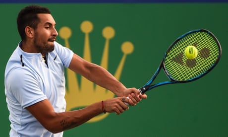 Nick Kyrgios will not play again this year due to persistent hip injury