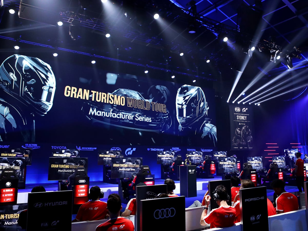 Esports Ride Crest Of A Wave As Figures Rocket During Covid 19 Crisis Esports The Guardian