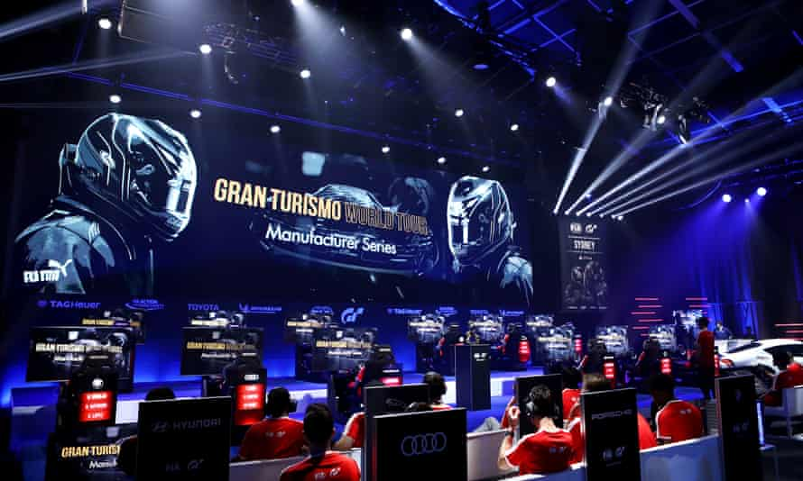 The Manufacturer Series grand final in Sydney