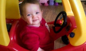 Poppi Worthington died after she was found with serious injuries at home in Cumbria in 2012.