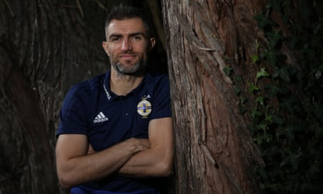 Northern Ireland's Aaron Hughes: 'In my head I'm not 38, I'm still young'