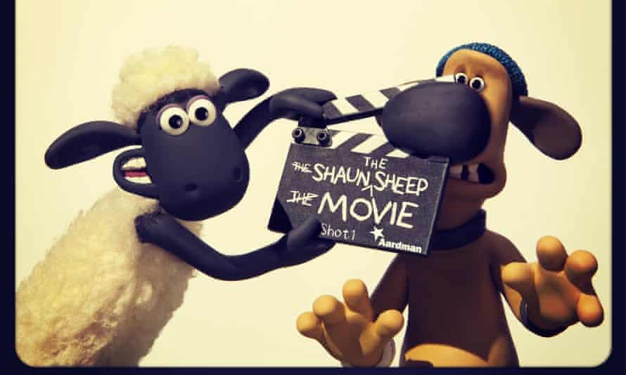 Shaun the Sheep film still