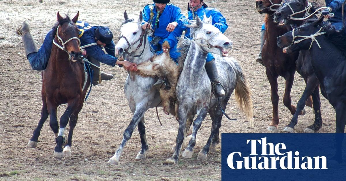 I Ll Get My Goat Kazakhstan S Ancient Sport For Modern Times World News The Guardian